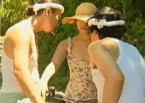 ヘンリー塚本秋津薫野外輪姦男二人にやられる刺激的な夏